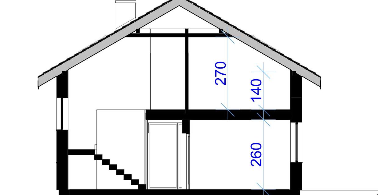 Projektujemy dom! (część 2 – dom z poddaszem i garażem).