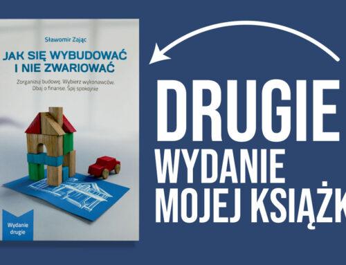 Drugie wydanie mojej książki!