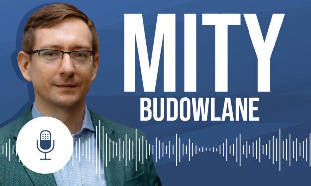 Podcast 14 Mity budowlane