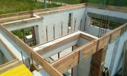 Budowa domu krok po kroku – częsc 4