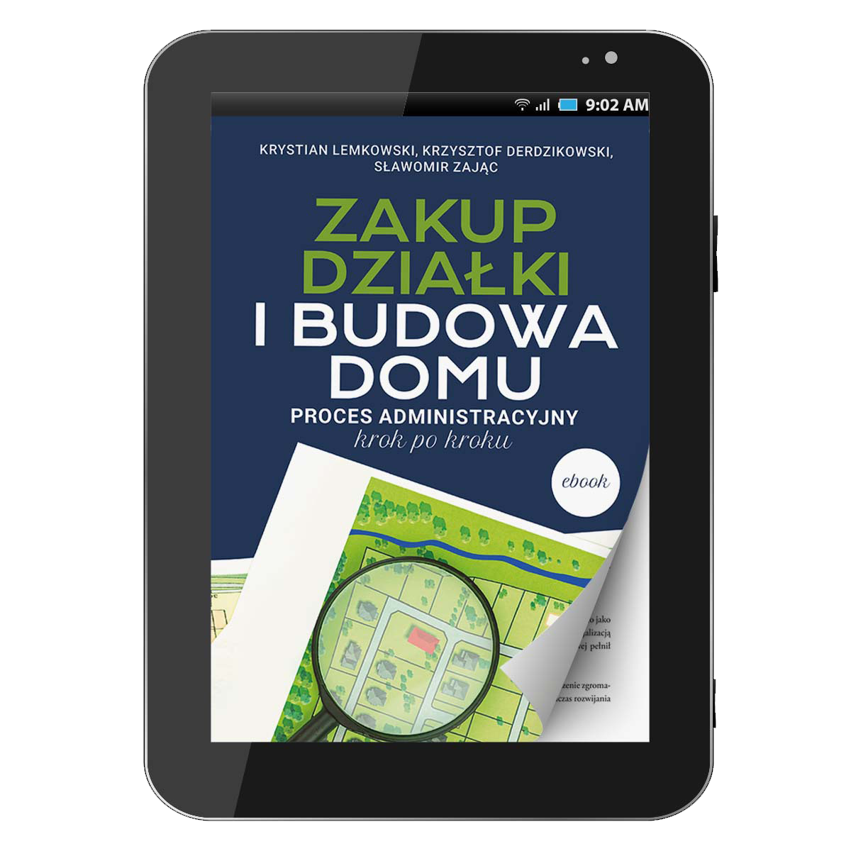 zakup działki i budowa domu - ebook